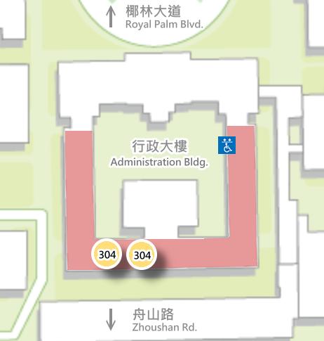 行政大樓3樓